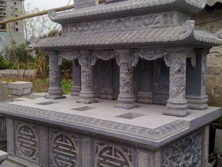 Lăng mộ đá mẫu 1