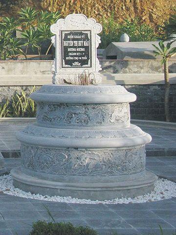 Lăng mộ mẫu 6
